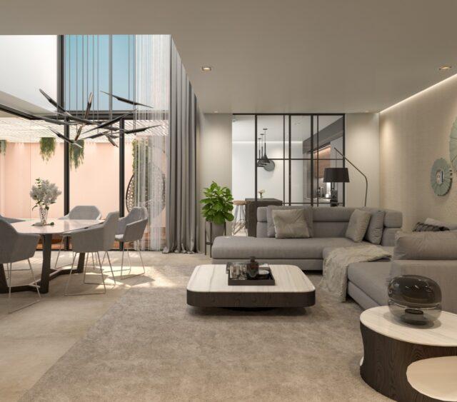 Appartements de Luxe à Marrakech